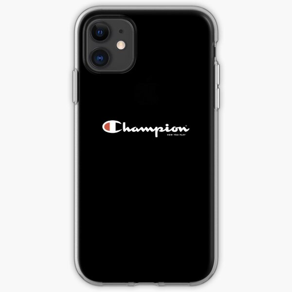 champion iPhone Soft Case