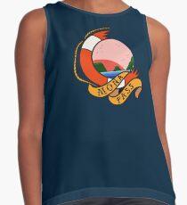 Mona Pass Sailor Sleeveless Top