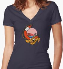 Florida Straits Sailor Fitted V-Neck T-Shirt
