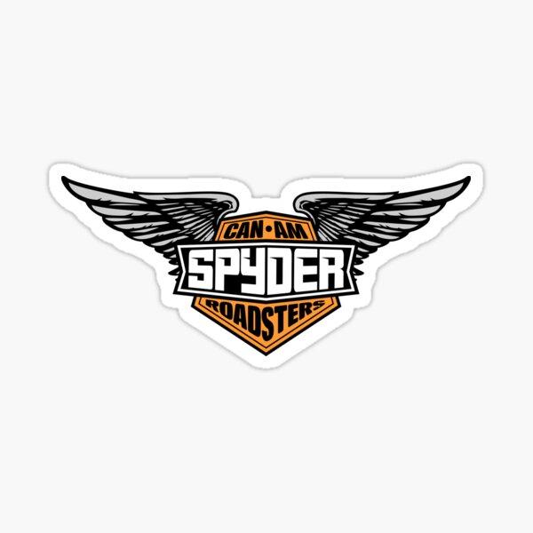 Insigne Can-Am Spyder Roadsters Sticker