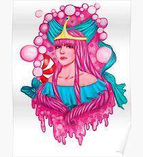 Princess BubbleGum Poster