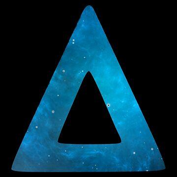Bastille Galaxy Triangle by Maninthefez