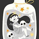 Bottled Vampire 2 by lobomaravilha