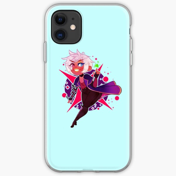 Valriss [Dungeons and Dragons Character] iPhone Soft Case
