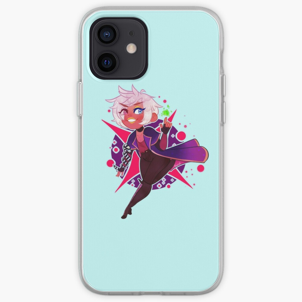 Valriss [Dungeons and Dragons Character] iPhone Case & Cover