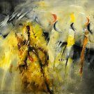 Karl Brandstaetter and his Art -2- by Bertspix1