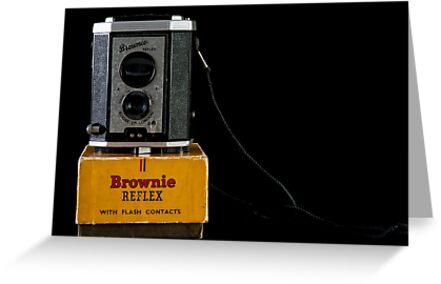 Box Camera by Alan Organ LRPS