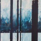 Cool Blue 5 by Jos van de venne