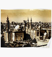 Old Cairo Poster