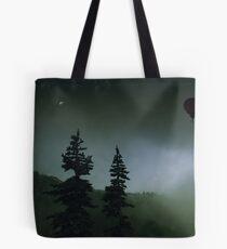 balloon over Whistler_ Tote Bag