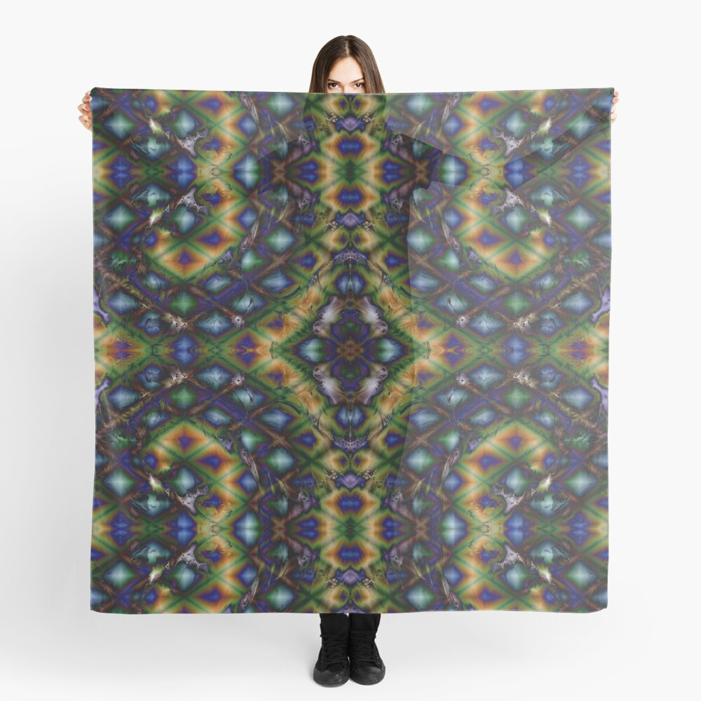 Sparking Thought Scarf
