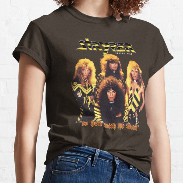 Stryper: To Hell With The Devil Classic T-Shirt