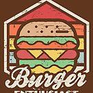 Burger Enthusiast by artlahdesigns