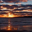 Filey bay 8am by lendale