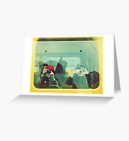 Konichiwa Greeting Card