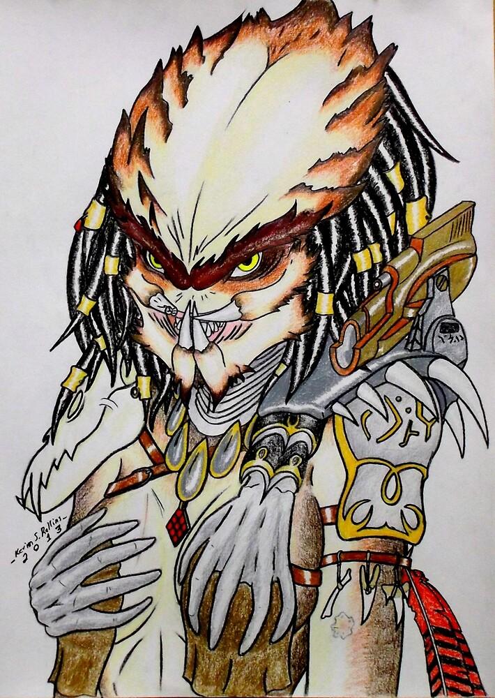 Femme Predator by Kevin Rollins