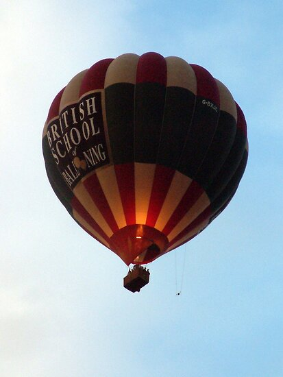 A lot of Hot Air by Paul  Green