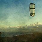 Wind Surfer © by Dawn Becker