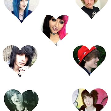 MDE Hearts Edit by drdeathdefy