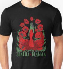 Absinthe Green Witch T-Shirt