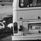 Old VW by Martina Fagan