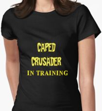 Caped Crusader IN TRAINING T-Shirt