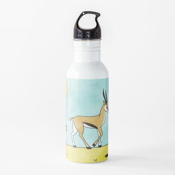 Gazelle  Water Bottle