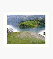 The Bosporus-Waterton Art Print