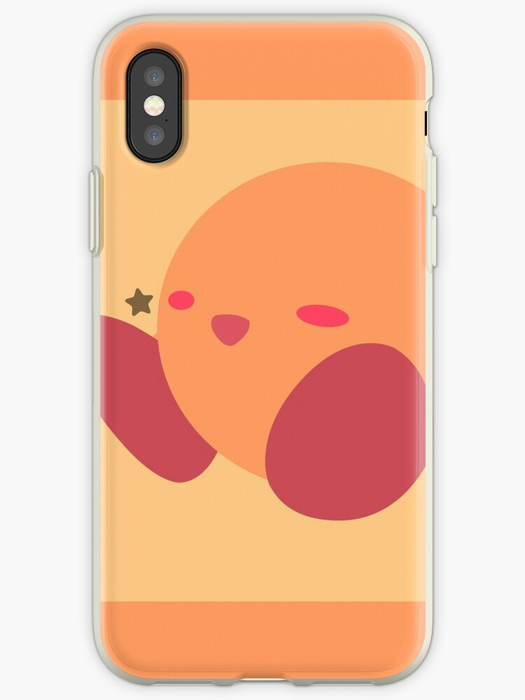 Kirby (Orange) - Super Smash Bros. by samaran