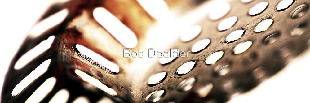 Become bald (narrow) by Bob Daalder