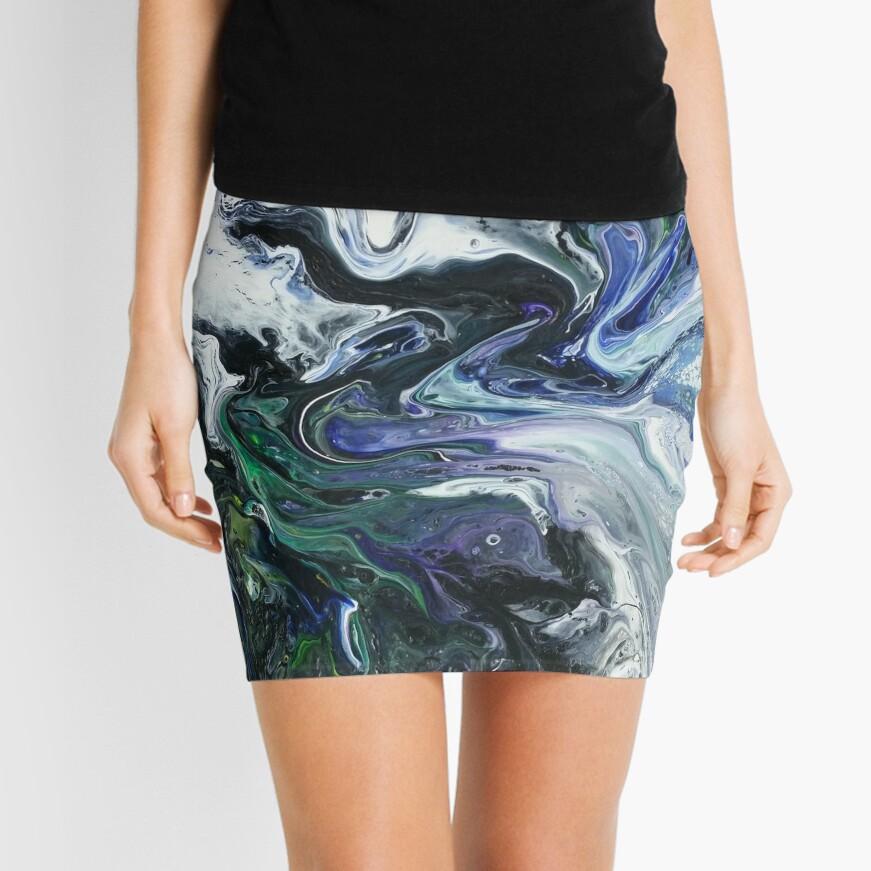 The Interrogation of Swans Mini Skirt