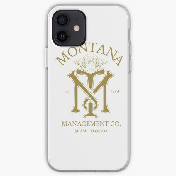 Montana Management Co. Reef Gold iPhone Soft Case