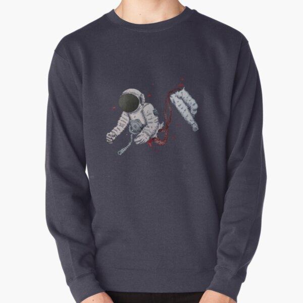 Astro Zombie Pullover Sweatshirt