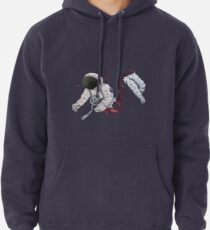 Astro Zombie Pullover Hoodie
