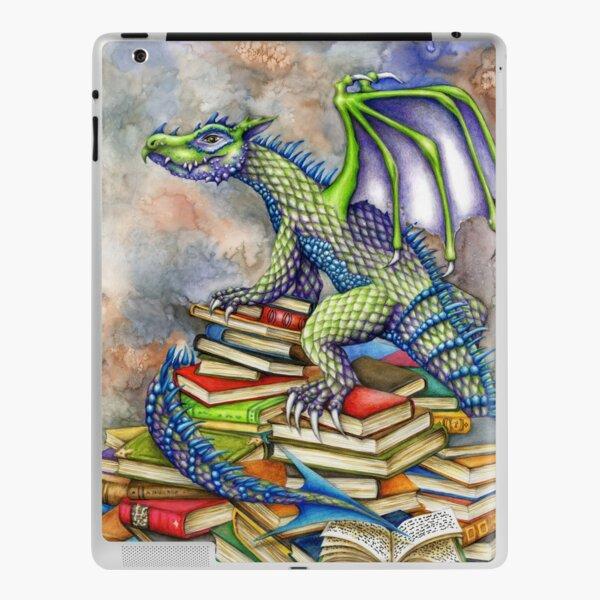 The Bookwyrm's Hoard iPad Skin