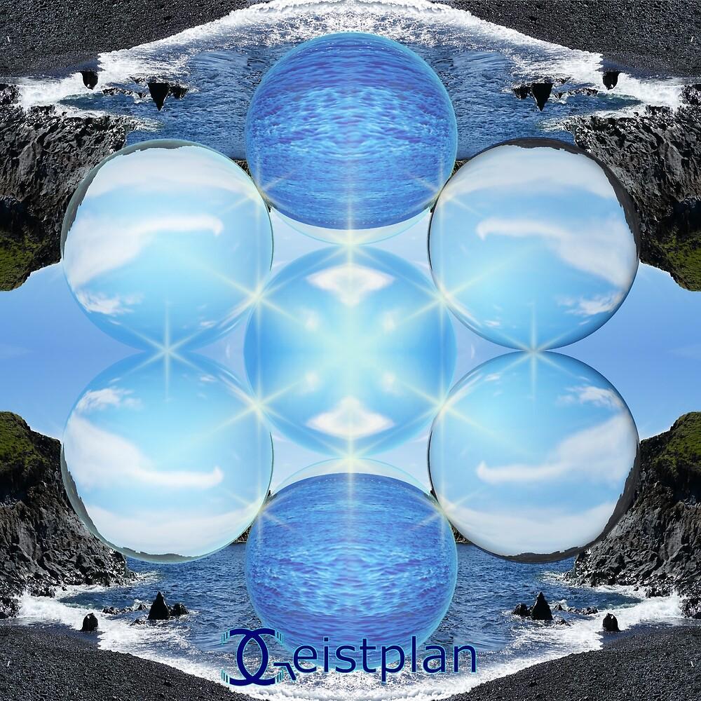 Mandala der Reinheit von Geistplan