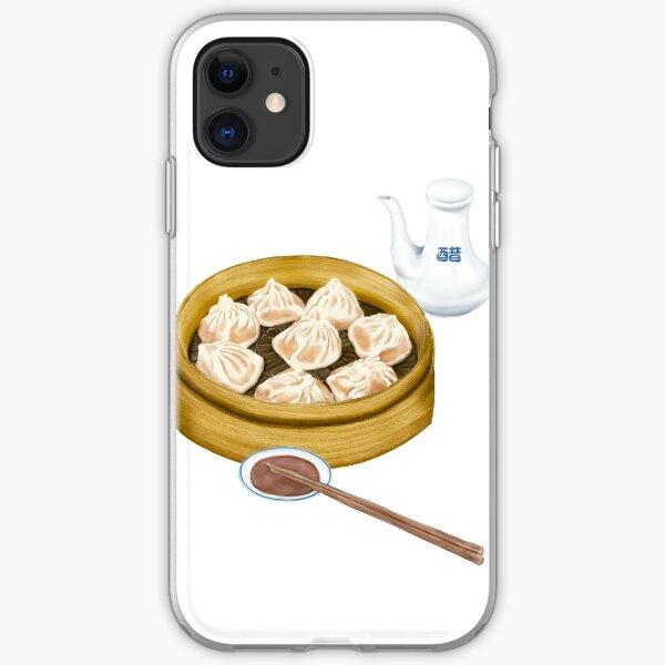 Dim Sum | XiaoLongBao | 小笼 iPhone Soft Case