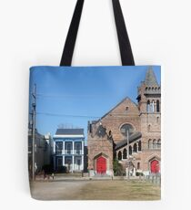 Streetscape Tote Bag