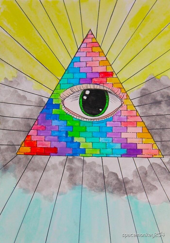 Illuminati by spacemonkey254