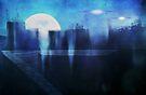 Bluetropolis by Scott Mitchell