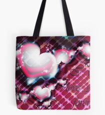Love Forever Card Tote Bag