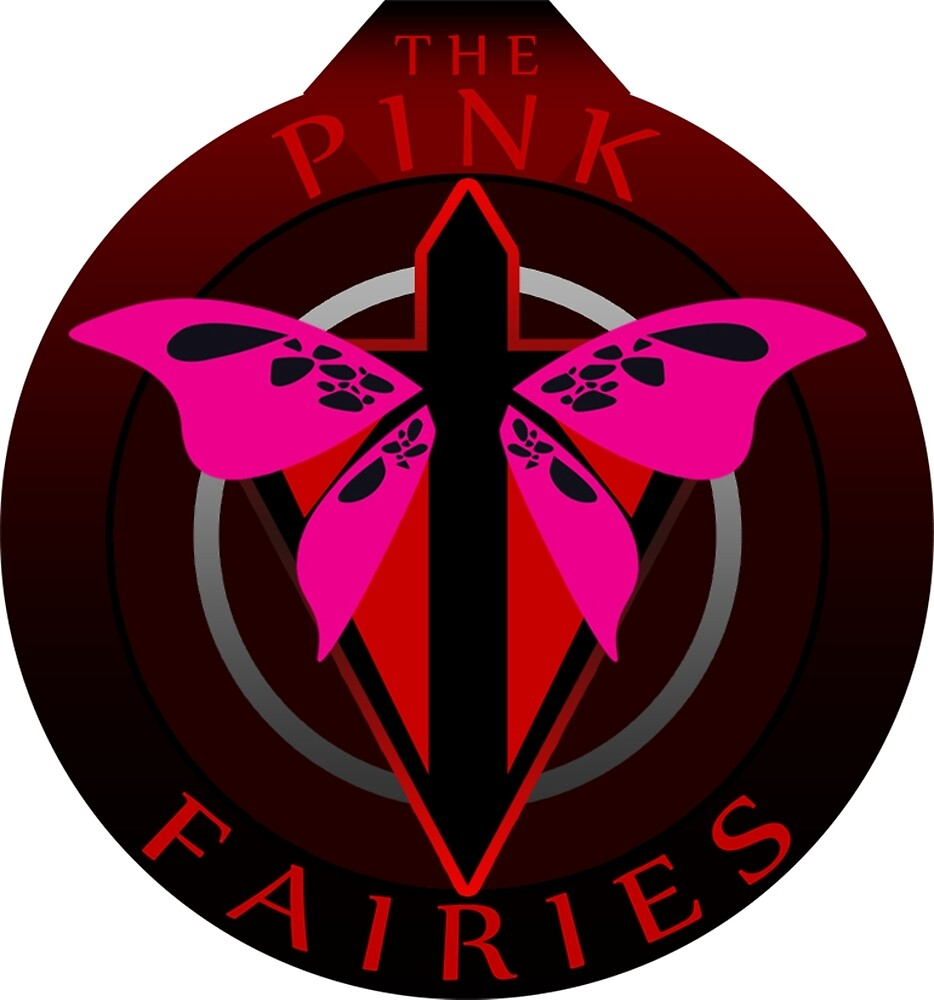 Red Fairies Logo by Ultimastorm