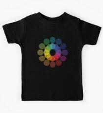 two tone colour wheel Kids Clothes