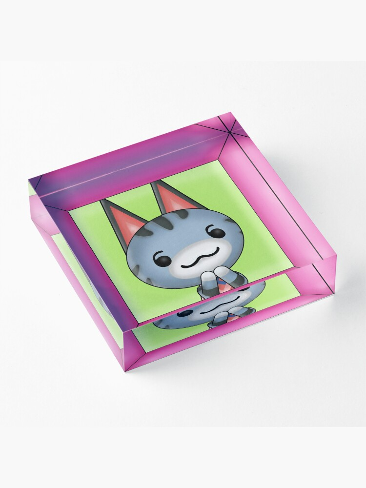 Alternate view of Animal Crossing Picture - Lolly Acrylic Block