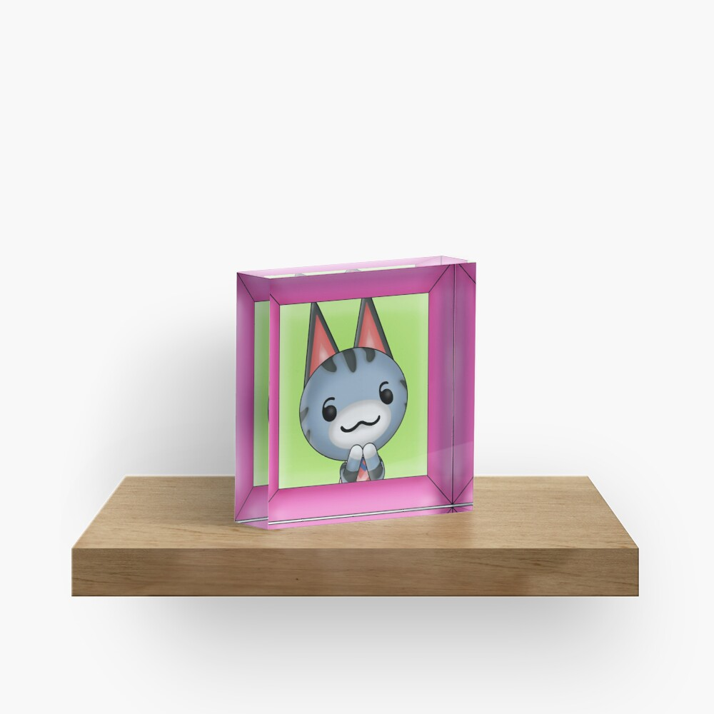 Animal Crossing Picture - Lolly Acrylic Block
