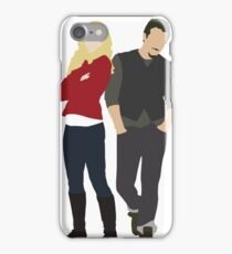 Swanfire - Once Upon a Time iPhone Case/Skin