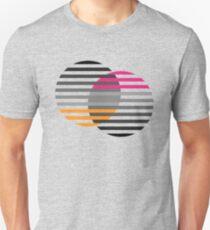 Striped baubles Slim Fit T-Shirt