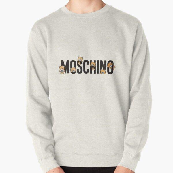moschino bear Pullover Sweatshirt