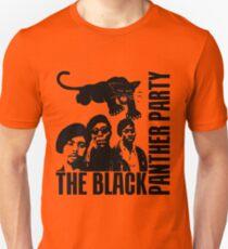 BLACK PANTHER PARTY Unisex T-Shirt