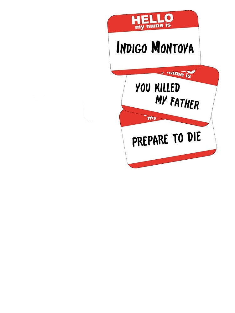 Indigo Montoya by chadgrodi